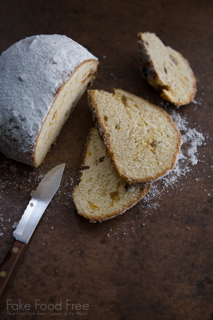Recipe for German Christmas Bread from Classic German Baking