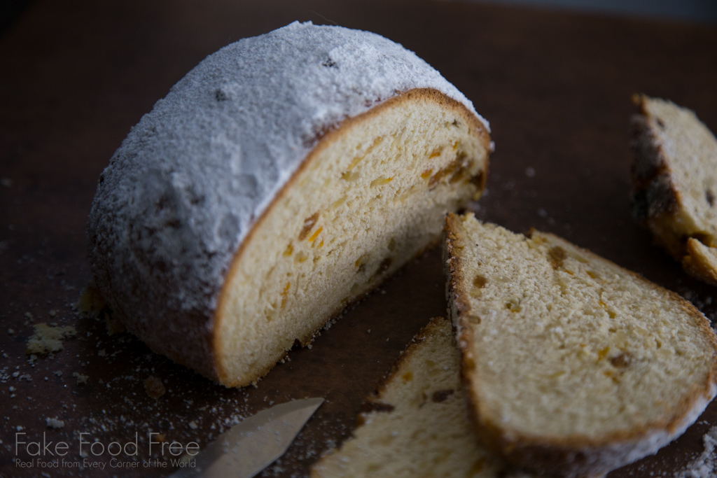 German Christmas Bread Recipe