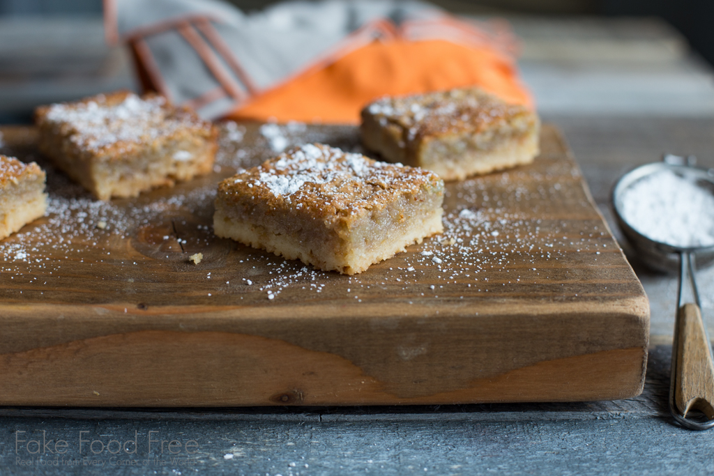 Coconut Orange Bars | An easy and delicious dessert recipe!