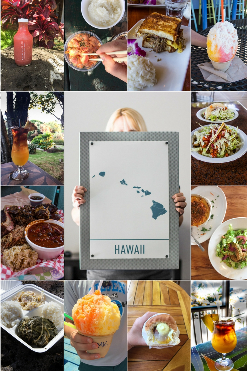 What to Eat in Kauai | Fake Food Free Travels