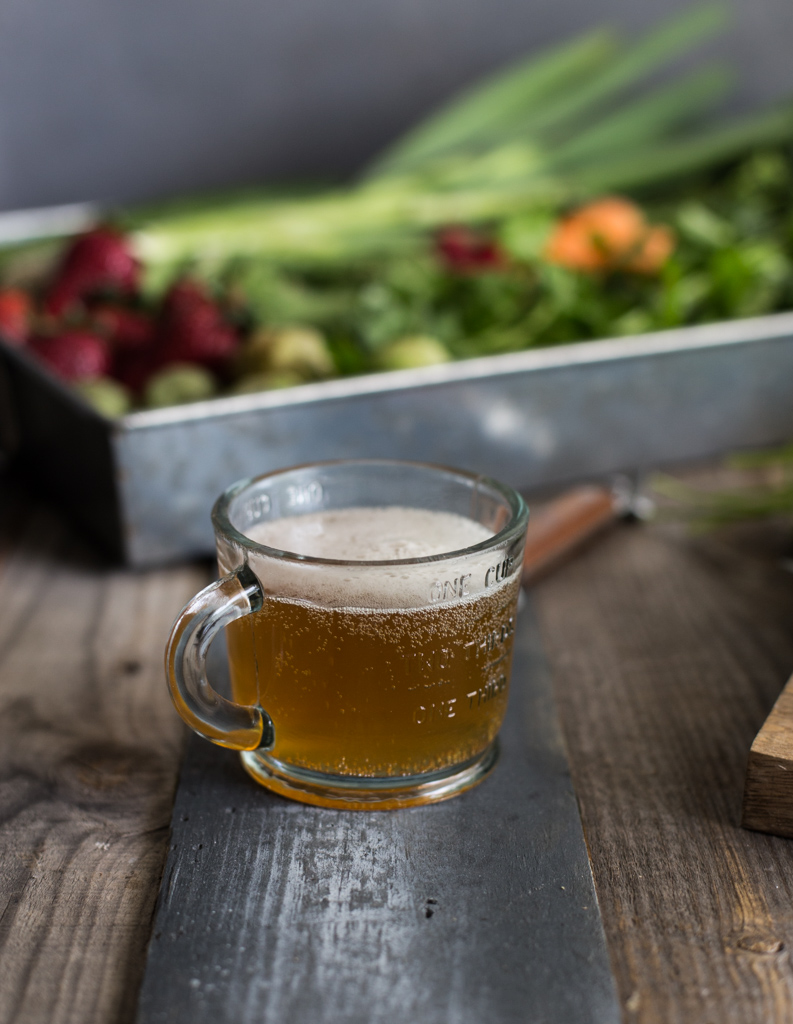 Food on Tap: Cooking with Craft Beer | A cookbook by Lori Rice