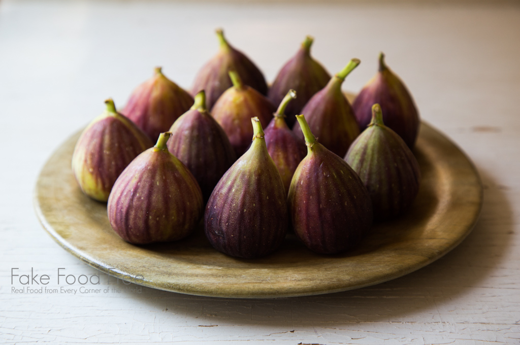 Brown Turkey Figs. Photo by Lori Rice. | FakeFoodFree.com