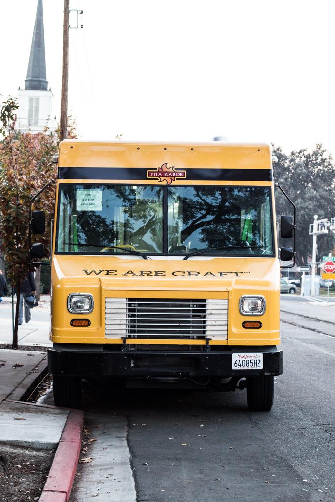 Pita Kabob Food Truck - Visalia, CA